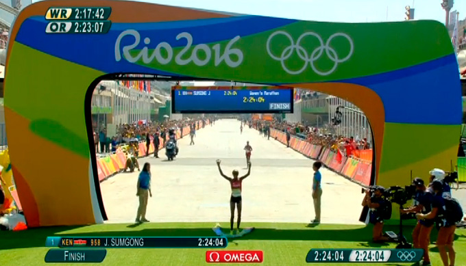 Олимпиада-2016: онлайн трансляция 14 августа (30)