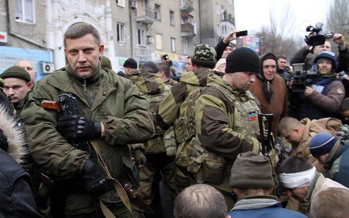 Россия выдвинула условие обмена пленных на Донбассе
