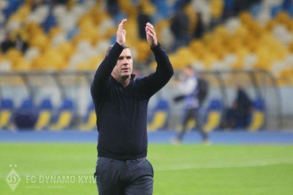 Екс-захисник «Динамо» стане помічником Реброва в«Аль-Ахлі»
