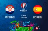 Хорватия - Испания - 2-1: видео голов матча третьего тура Евро-2016