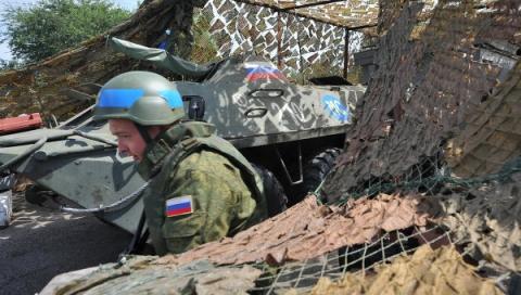 Молдова вимагає виведення російських військ з Придністров'я