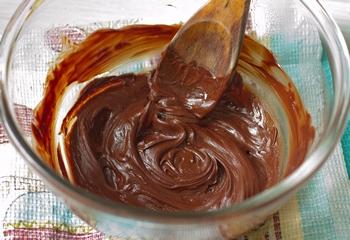 Шоколад + сахарная пудра