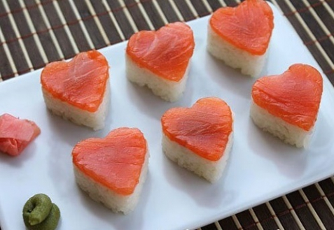 Суши «Признание в любви»