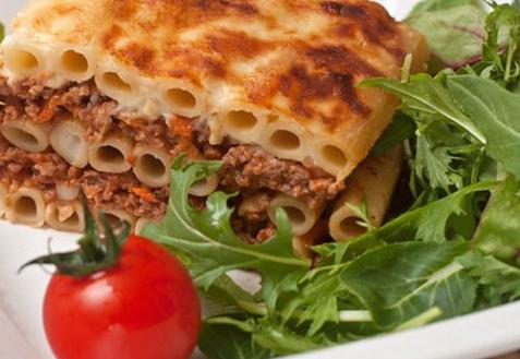 Рецепт - Запеканка из макарон с фаршем