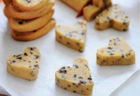 Рецепт на День святого Валентина: Печенье с клюквой