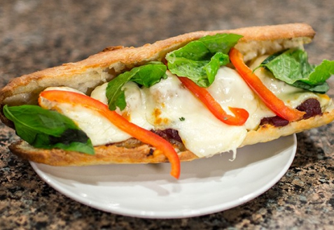 Сабвей сэндвич (видео)
