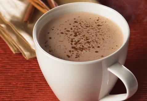 Горячий шоколад по-австрийски