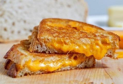 Сырный сэндвич