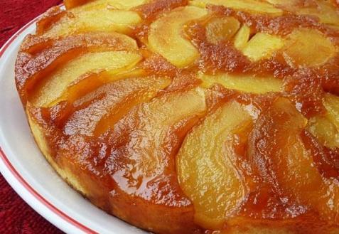 Персиковый пирог (видео)