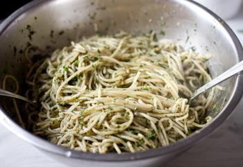 + спагетти