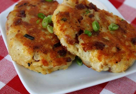 Рецепт - Картофельные зразы с печенью