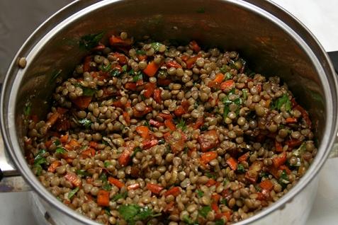 чечевица рецепты приготовления с фото пошагово