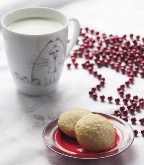 Рецепт - Медово-кунжутное печенье