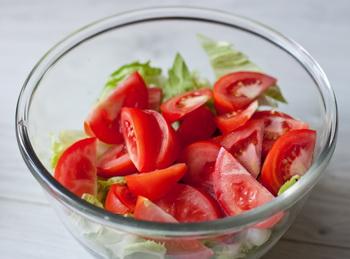 + помидоры