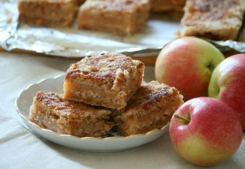 Рецепт - Венгерский яблочный пирог