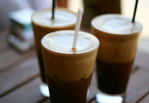 Рецепт - Кофе Фраппе