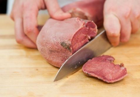 Как варить говяжий язык