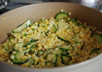 + кукуруза