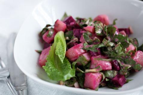 Рецепт - Шведский картофельный салат