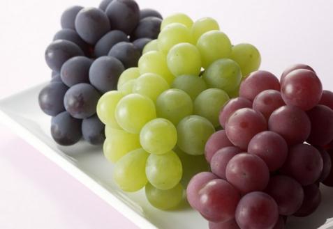 Как хранить виноград