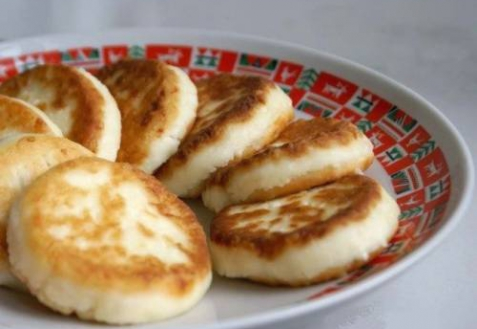 Сырники с картофелем (видео)