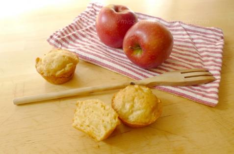 Рецепт - Яблочные маффины