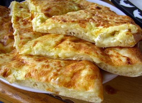 Хачапури - рецепт