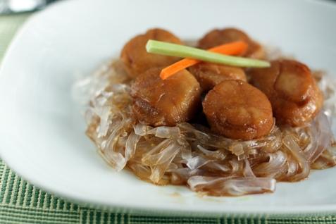 Рецепт - Морские гребешки