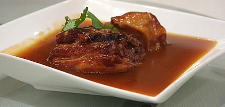 рецепт приготовления свинины в темном пиве