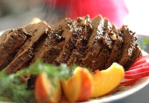 Мясо в пивном маринаде