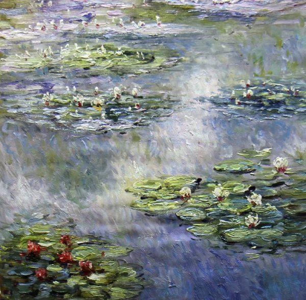 художник Савелий Камский картины - 21