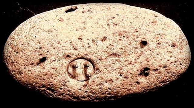 Странные древние артефакты неизвестного происхождения