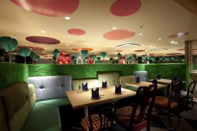 Путешествие в сказку: этот ресторан в Токио вас удивит. Фото