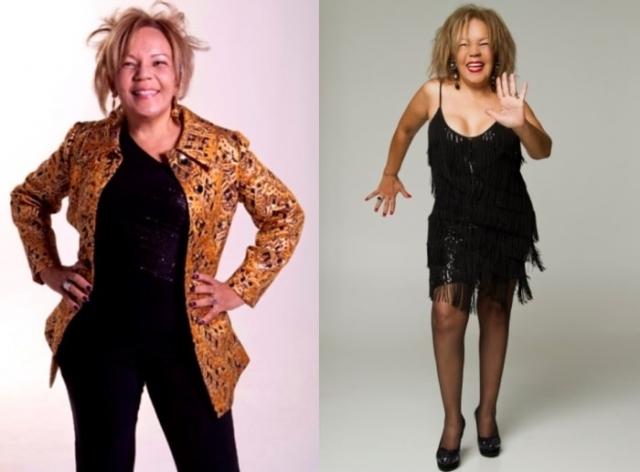 Певица, которая заставила весь мир танцевать ламбаду | Фото: loalwabraz.com и globovision.com
