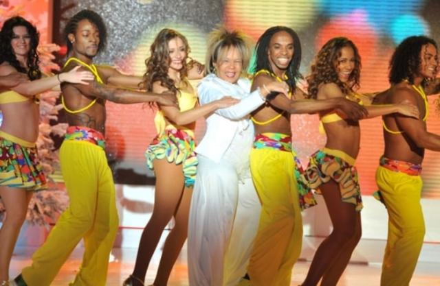 Лоалва Браз на сцене | Фото: obozrevatel.com