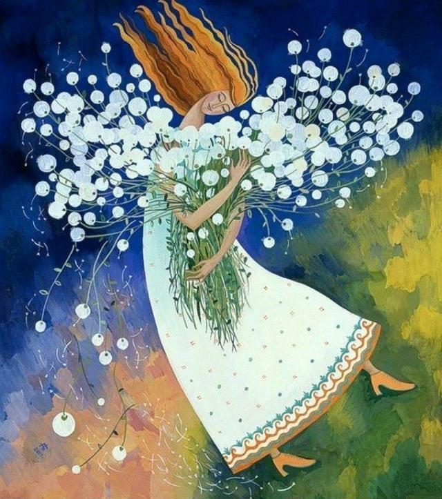 Пусть случаются приятности, И сбываются чудесности. Пусть побольше будет радости, Красоты, Добра и ... - 3