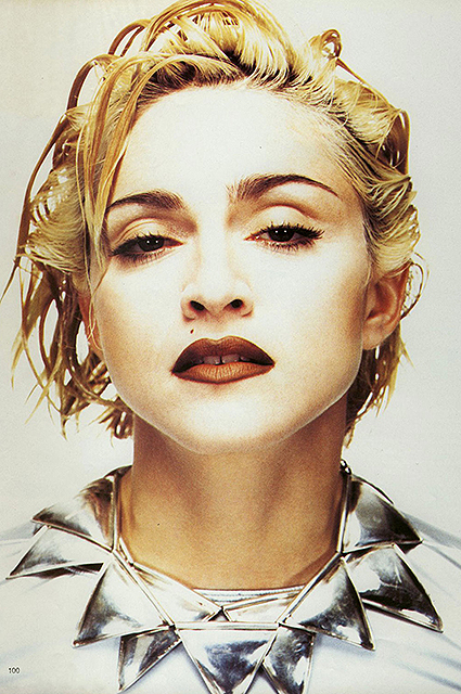 Мадонна, 90-е