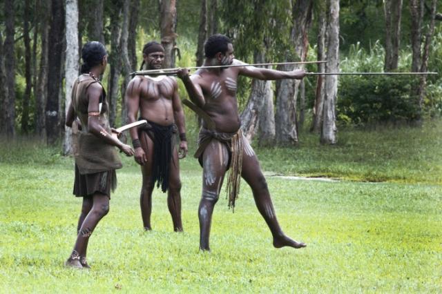 Коренное население делится на три типа. /Фото:wikimedia.org