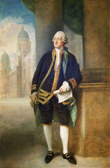 Джон Монтегю, 4-й граф Сэндвичский.