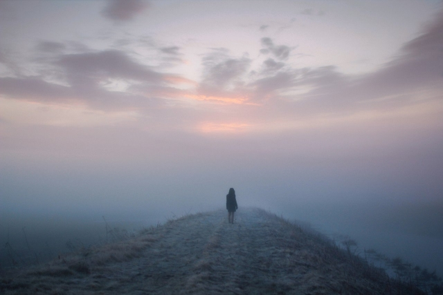 Единение с природой в снимках 21-летнего фотографа Элизабет Гэдд из Канады - 9