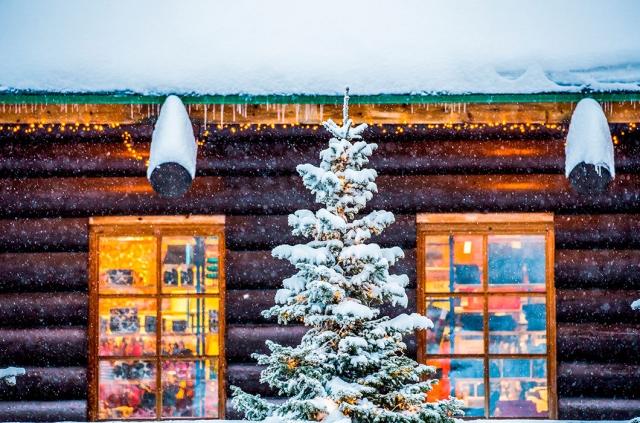 Лапландия - родина Санта Клауса