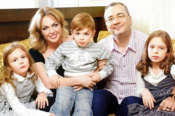 Константин Меладзе с сыном