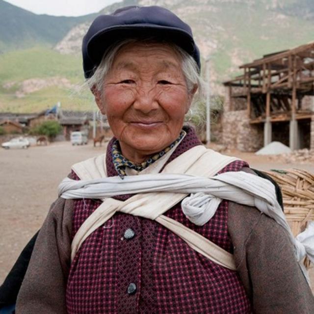 Старики чувствуют особое магнитное поле этих мест. /Фото:beloveshkin.com