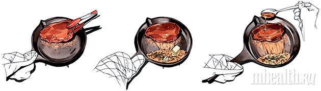Фото 5 - Как вкусно есть, если живешь один: рецепты холостяцких блюд