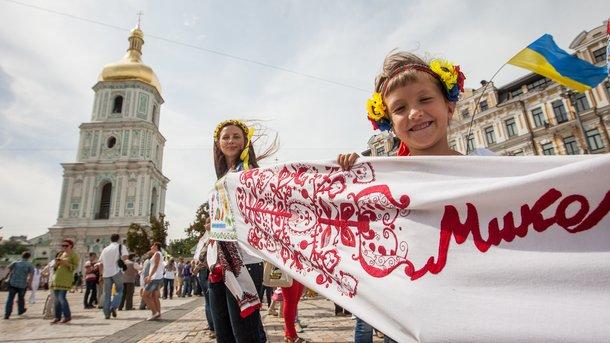 24 августа Украина будет отмечать 26-ю годовщину провозглашения независимости. Фото: Anishchenko Iegor