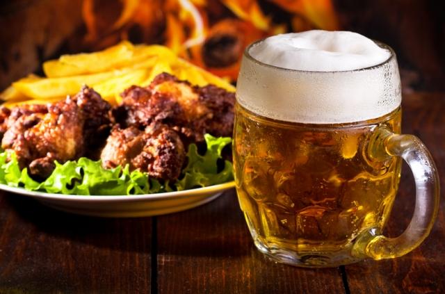 Ученые подсчитали: 26 литров пива содержат суточную потребность человека в кальции. Здоровое питание - это так просто