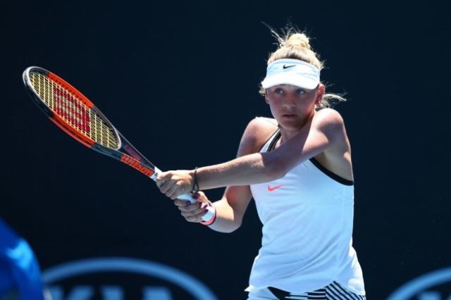 Australian Open. Костюк выбивает шестую ракетку турнира и выходит в четвертьфинал