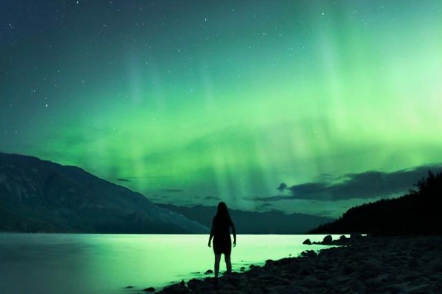 Единение с природой в снимках 21-летнего фотографа Элизабет Гэдд из Канады - 8