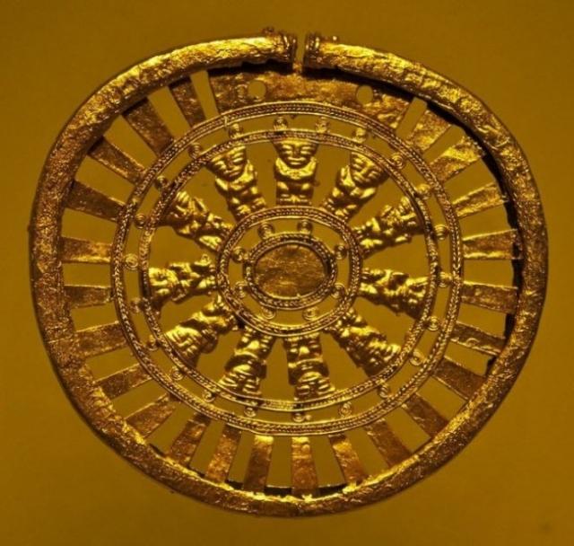 Музей золота в Колумбии (16 фото)