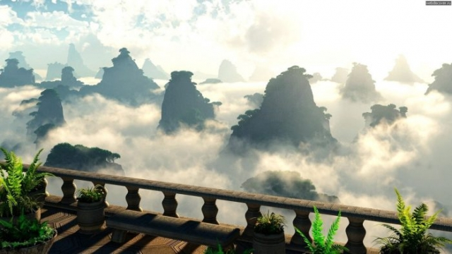 китайские горы фото – 17